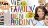 We Are Family - Deň rodiny 2015